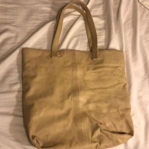 Free People Tote $10 bec. there is a Small rip